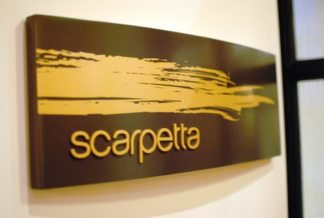 Scarpetta Restaurant: Toronto &amp; Los Angeles